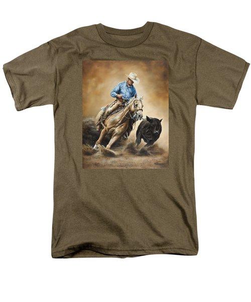 Making The Cut Men's T-Shirt  (Regular Fit) by Kim Lockman
