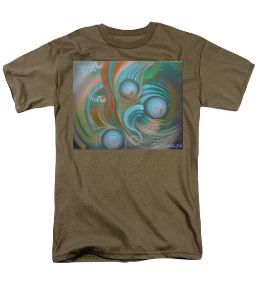 Marble Madness Men's T-Shirt  (Regular Fit)
