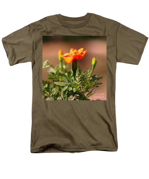 Men's T-Shirt  (Regular Fit) featuring the photograph Mary Reaches For The Sun by Joseph J Stevens