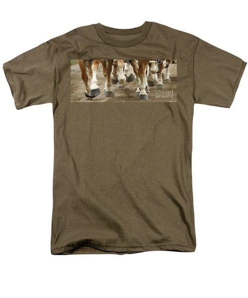 Match 'em Up Men's T-Shirt  (Regular Fit) by Carol Lynn Coronios