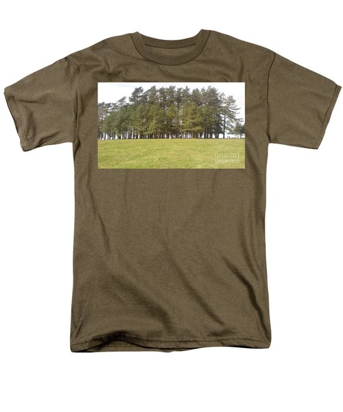 Men's T-Shirt  (Regular Fit) featuring the photograph May Hill Tree Tops by John Williams
