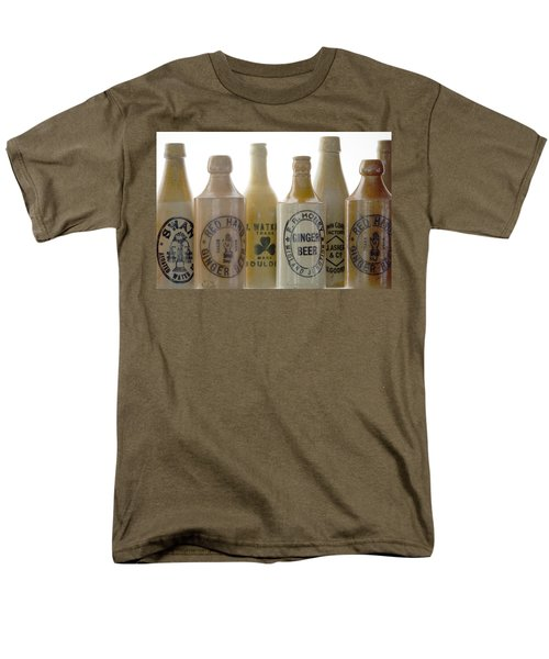 Memories In A Bottle Men's T-Shirt  (Regular Fit) by Holly Kempe