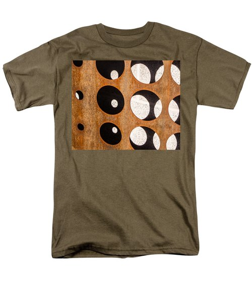 Men's T-Shirt  (Regular Fit) featuring the photograph Mind - Contemplation by Steven Milner