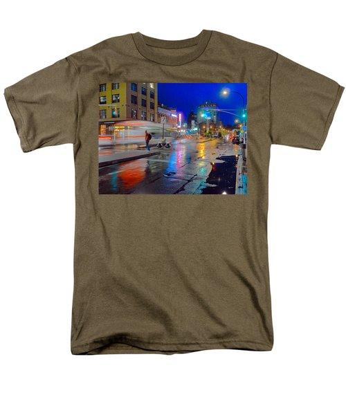 Missed The Bus Men's T-Shirt  (Regular Fit) by Jeffrey Friedkin
