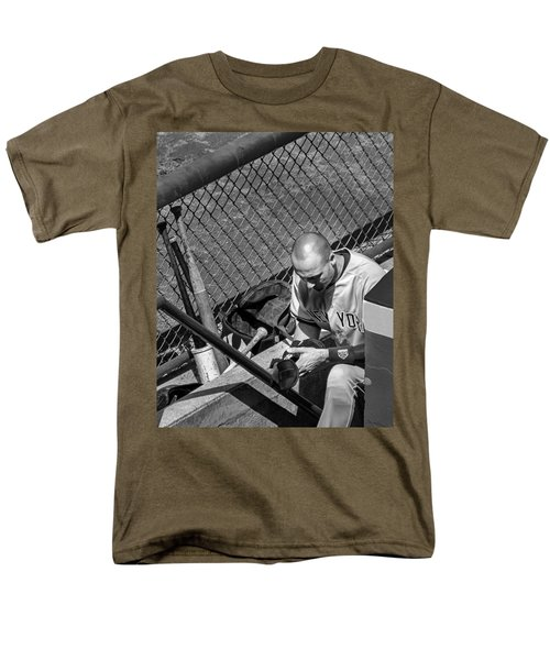 Moment Of Reflection Men's T-Shirt  (Regular Fit) by Tom Gort