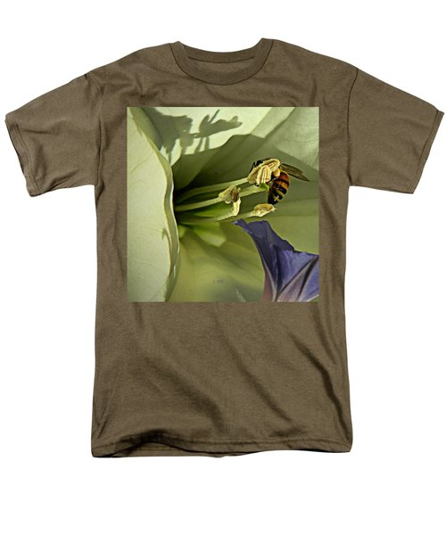 Moon And Morning Men's T-Shirt  (Regular Fit) by Chris Berry