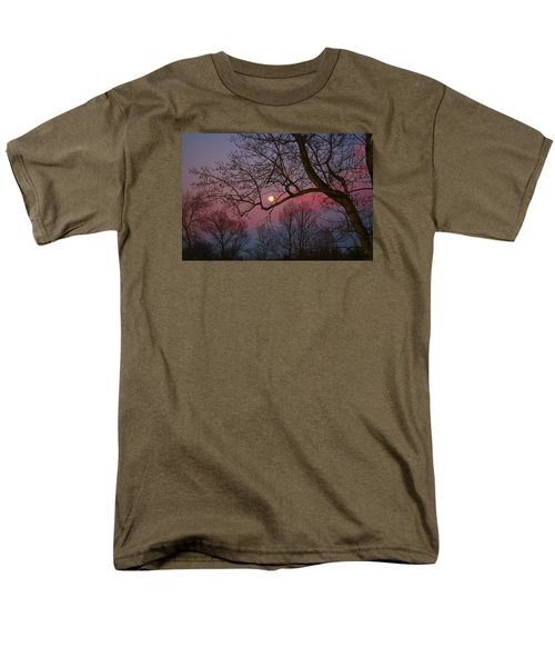 Moonrise Men's T-Shirt  (Regular Fit) by Kathryn Meyer
