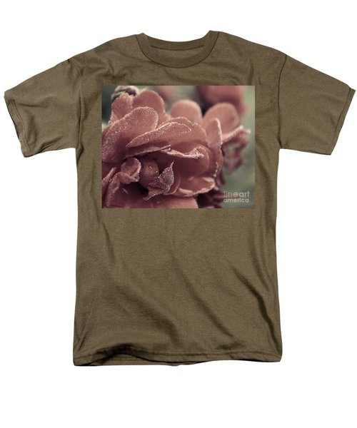 Morning Rose Men's T-Shirt  (Regular Fit)