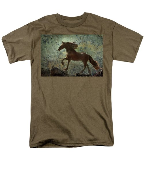 Mountain Majesty Men's T-Shirt  (Regular Fit)