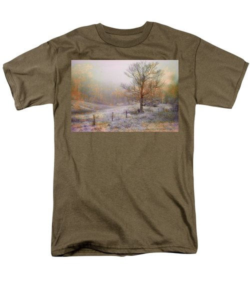 Mountain Mist II Men's T-Shirt  (Regular Fit) by William Beuther