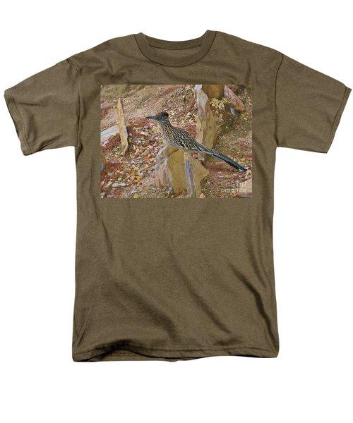 Mr. Beep Beep Men's T-Shirt  (Regular Fit) by Angela J Wright