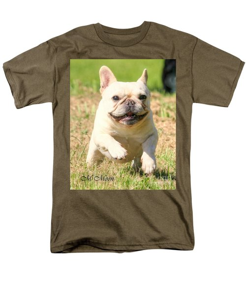 Ms. Quiggly's Olympic Run Men's T-Shirt  (Regular Fit)