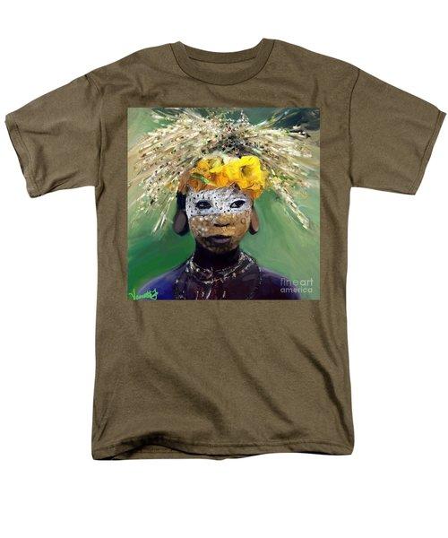 Muris Tribe Africa Men's T-Shirt  (Regular Fit) by Vannetta Ferguson