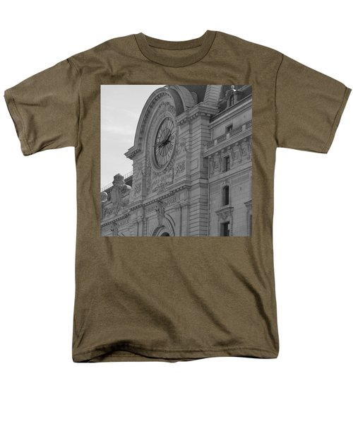 Musee D'orsay Men's T-Shirt  (Regular Fit) by Cheryl Miller
