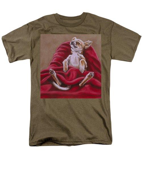 Nap Hard Men's T-Shirt  (Regular Fit) by Barbara Keith
