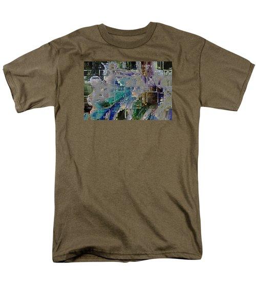 Narrative Splash Men's T-Shirt  (Regular Fit) by Richard Thomas