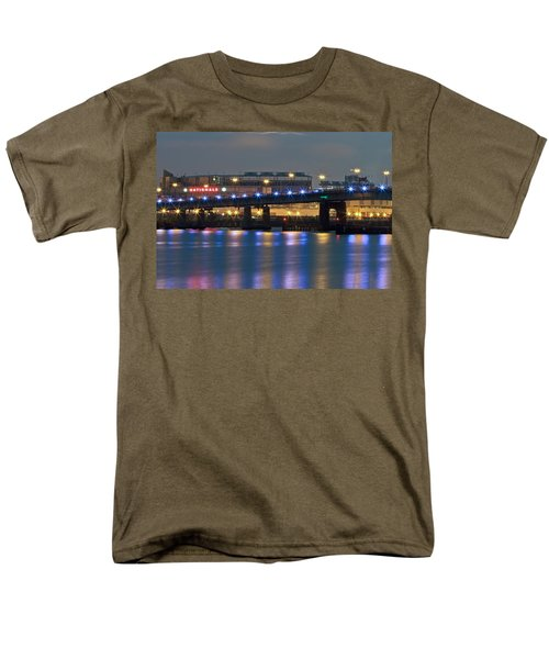 Men's T-Shirt  (Regular Fit) featuring the photograph Nationals Park by Jerry Gammon