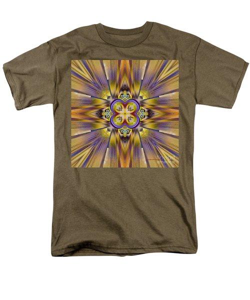 Native American Spirit Men's T-Shirt  (Regular Fit) by Deborah Benoit