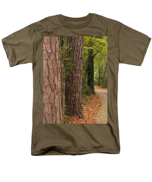 Natural Beauty Men's T-Shirt  (Regular Fit) by Connie Fox