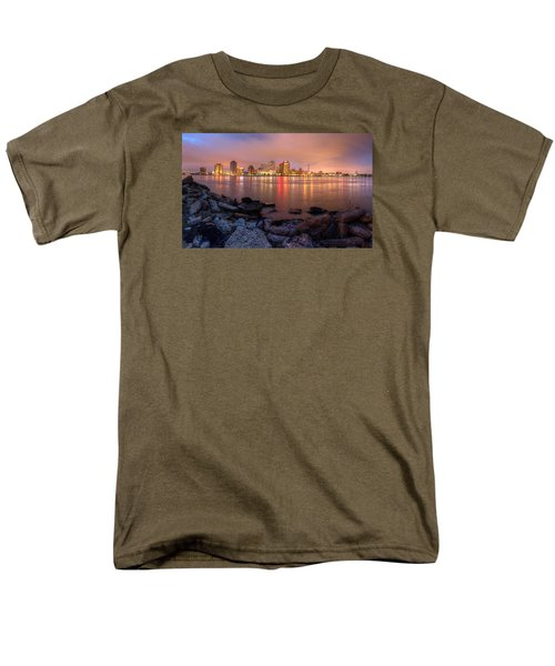 Men's T-Shirt  (Regular Fit) featuring the photograph New Orleans Skyline by Tim Stanley