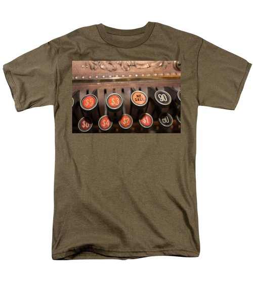 No Sale Men's T-Shirt  (Regular Fit) by Lynn Sprowl