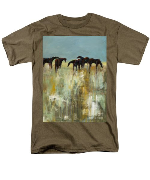Not A Cloud In The Sky Men's T-Shirt  (Regular Fit) by Frances Marino