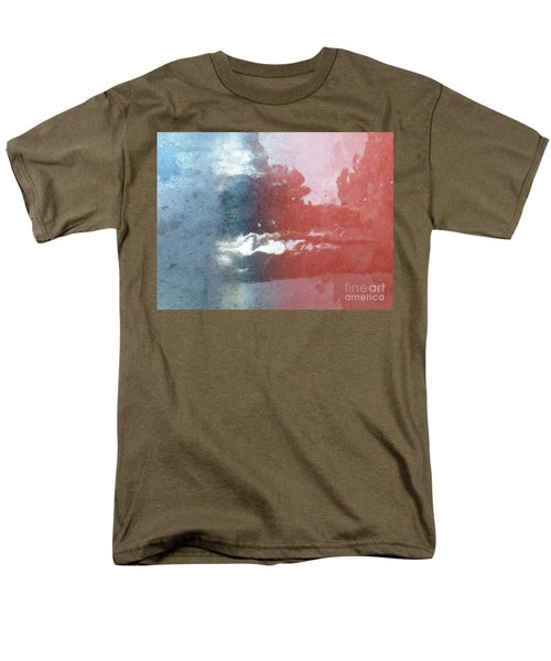 Men's T-Shirt  (Regular Fit) featuring the photograph Not Making Violet by Brian Boyle