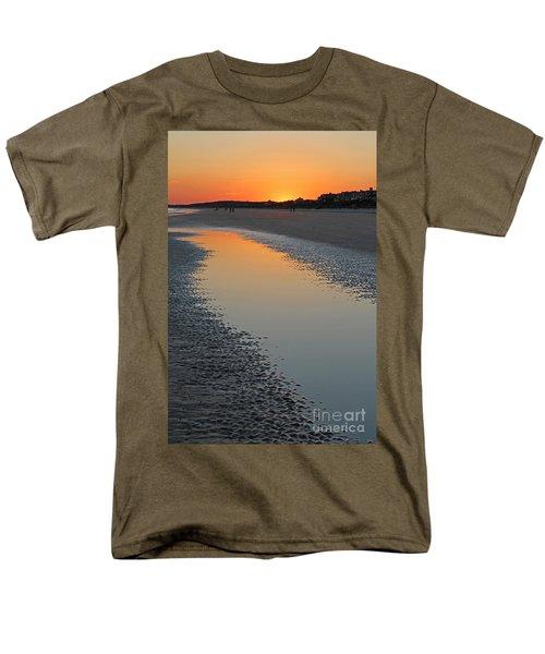 Ocean Tidal Pool Men's T-Shirt  (Regular Fit) by Kevin McCarthy
