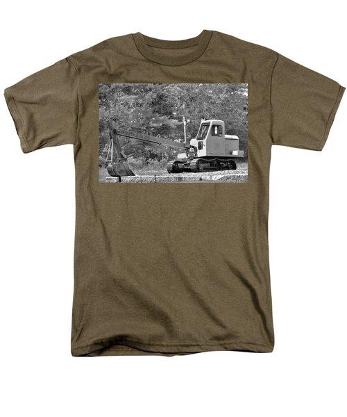 Old Backhoe Men's T-Shirt  (Regular Fit) by Tara Potts