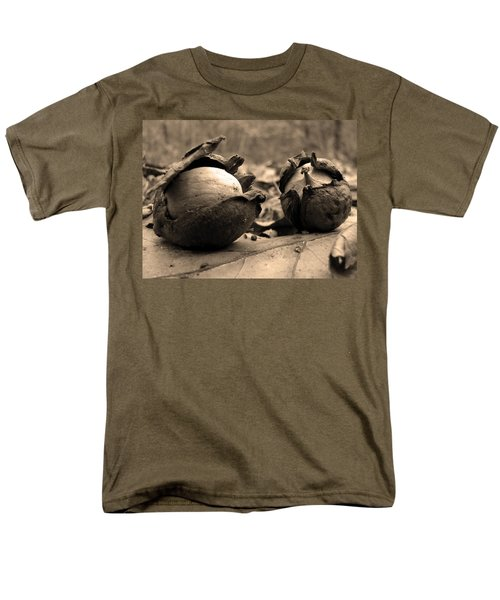 Men's T-Shirt  (Regular Fit) featuring the photograph Old Friends by GJ Blackman