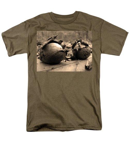 Old Friends Men's T-Shirt  (Regular Fit) by GJ Blackman