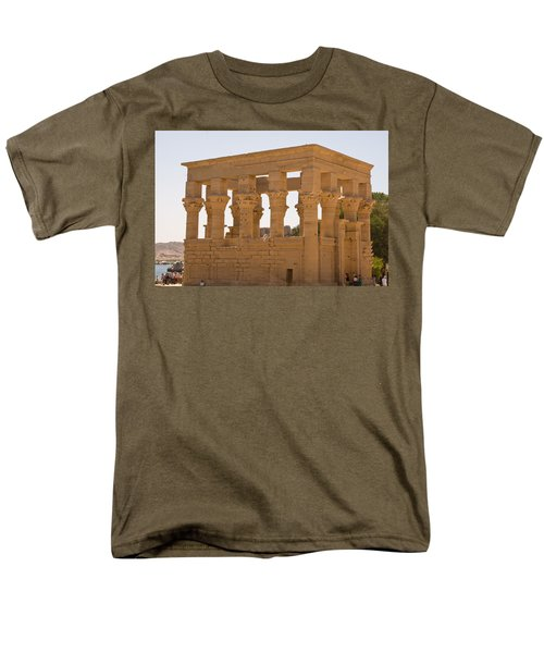 Old Structure 3 Men's T-Shirt  (Regular Fit) by James Gay