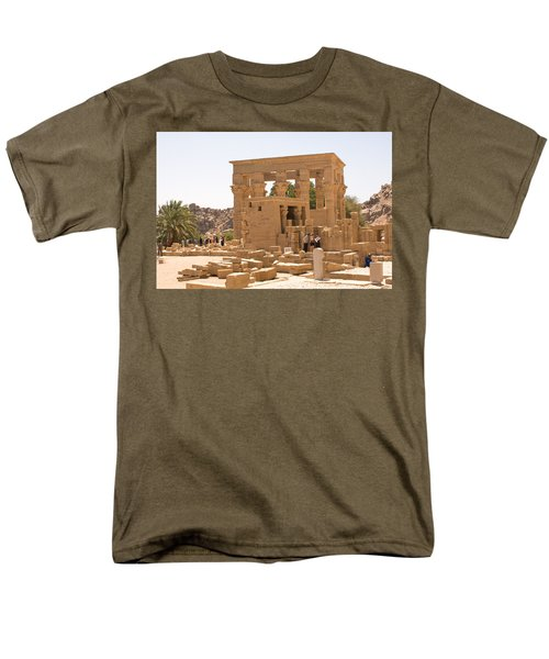Old Structure Men's T-Shirt  (Regular Fit) by James Gay