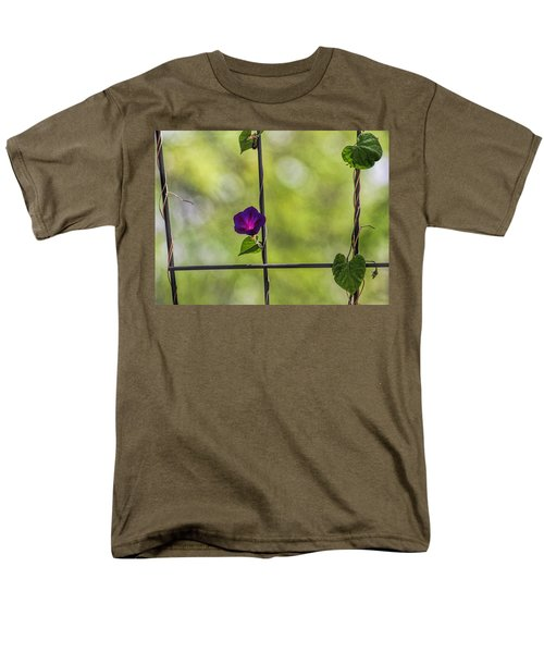 One Men's T-Shirt  (Regular Fit) by Tammy Espino