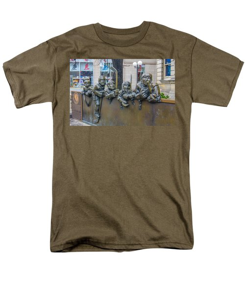 Our Game Men's T-Shirt  (Regular Fit) by Guy Whiteley