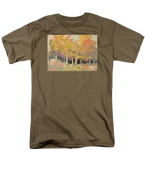 Pale Forest Men's T-Shirt  (Regular Fit) by Michelle Abrams