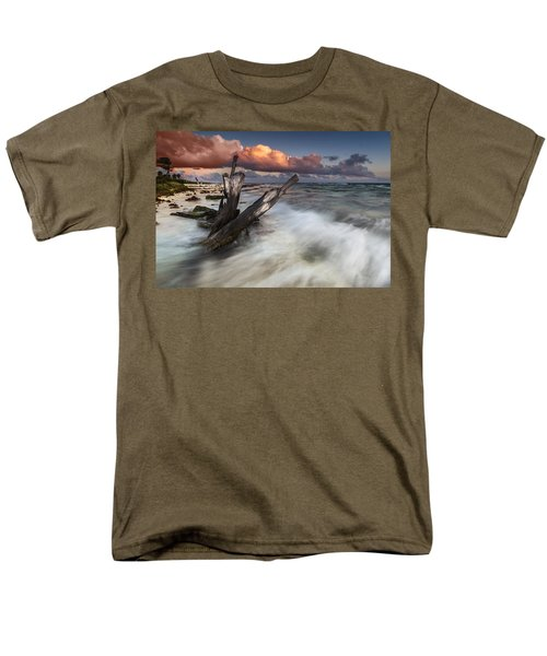 Men's T-Shirt  (Regular Fit) featuring the photograph Paradise Lost by Mihai Andritoiu