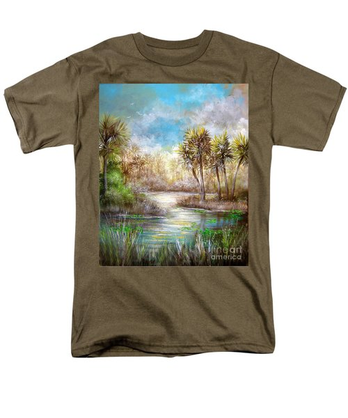 Paradise Men's T-Shirt  (Regular Fit) by Patrice Torrillo