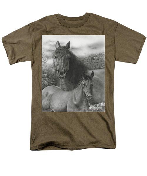 Passing The Mantel Men's T-Shirt  (Regular Fit)