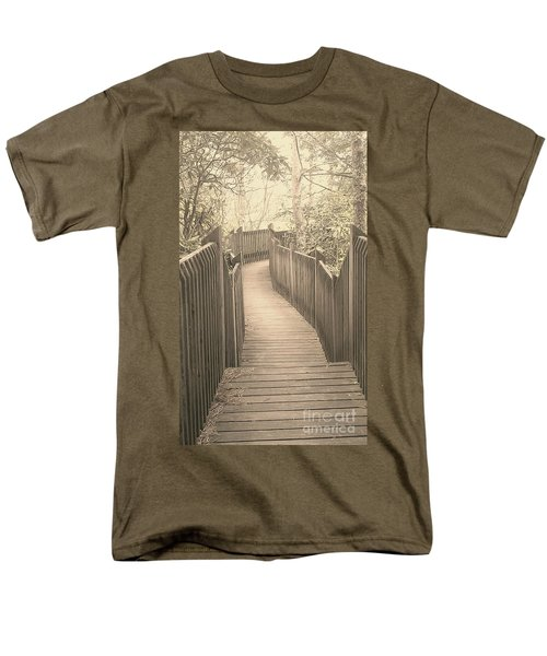 Pathway Men's T-Shirt  (Regular Fit)