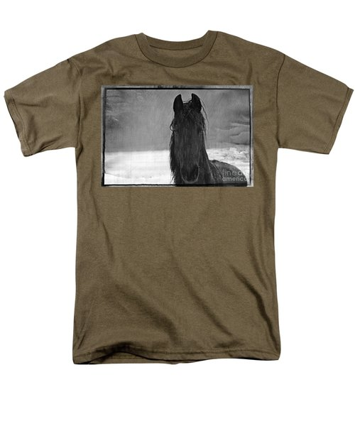 Peace In The Storm Men's T-Shirt  (Regular Fit) by Michelle Twohig