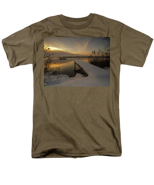 Peaceful Morning  Men's T-Shirt  (Regular Fit) by Davorin Mance