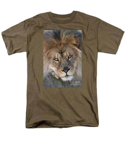 Pet Me Men's T-Shirt  (Regular Fit) by Judy Whitton