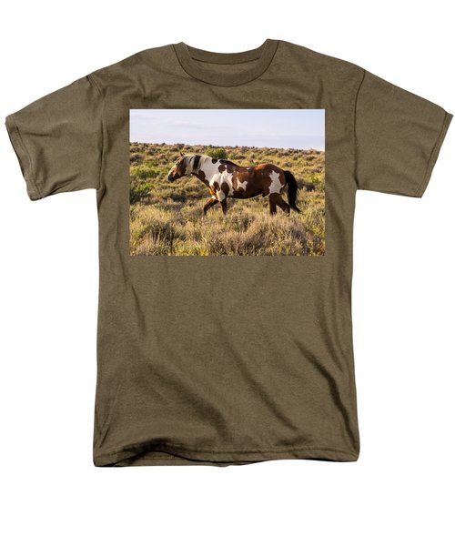 Picasso - King Of Sand Wash Basin Men's T-Shirt  (Regular Fit) by Nadja Rider