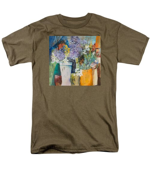 Picture Puzzle Men's T-Shirt  (Regular Fit) by Lee Beuther