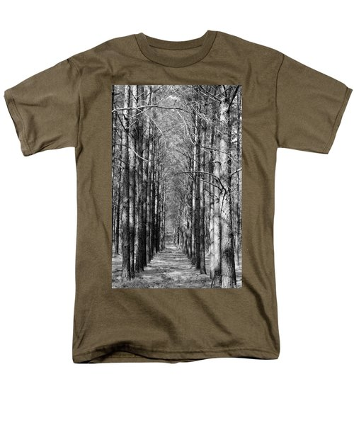 Pine Plantation Men's T-Shirt  (Regular Fit) by Betty Northcutt