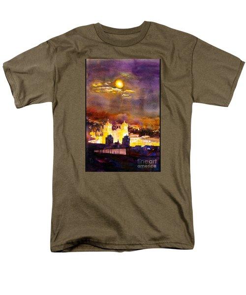 Plaza De Armas- Cusco Men's T-Shirt  (Regular Fit)