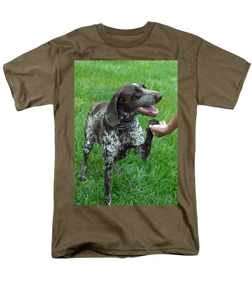 Men's T-Shirt  (Regular Fit) featuring the photograph Pleased To Meet You by Lisa Phillips