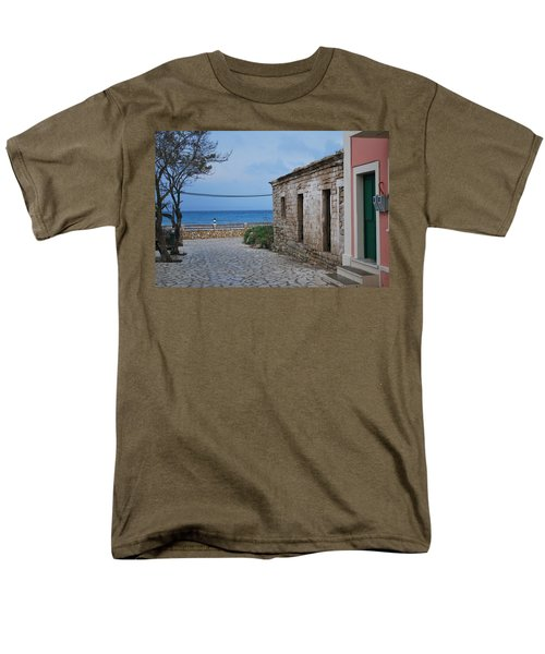 Porto Men's T-Shirt  (Regular Fit) by George Katechis