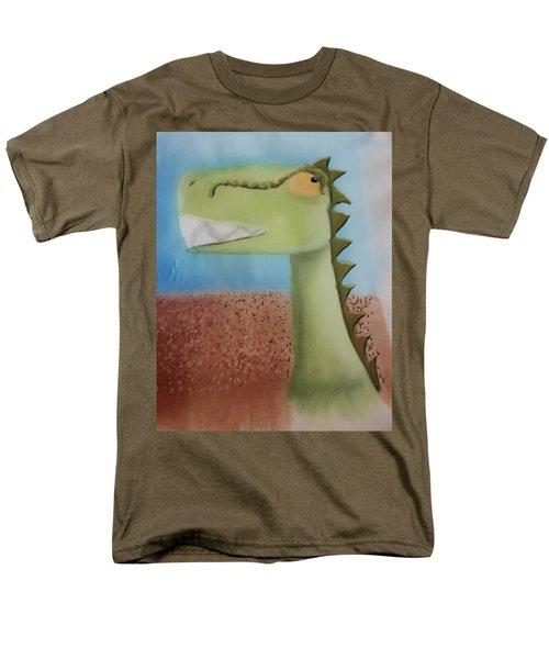 Dinoart Raptor Men's T-Shirt  (Regular Fit)